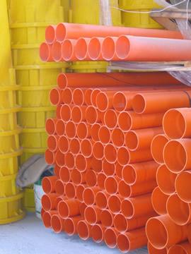 Specializzati nella prefabbricazione di vasche biologiche for Tipi di tubi in pvc
